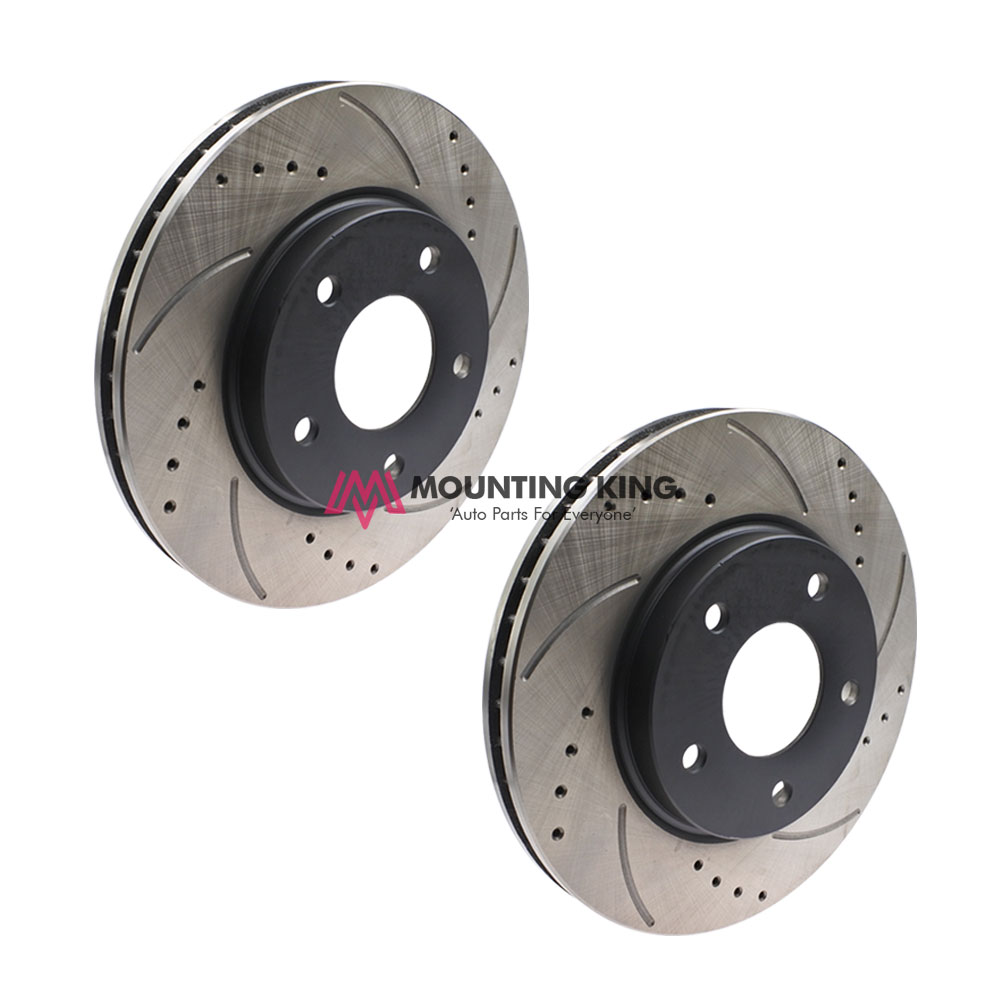 Front Disc Rotor Set / Racing