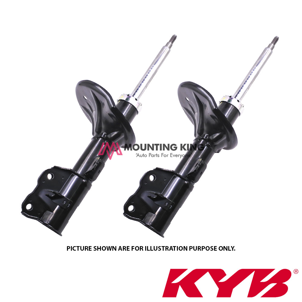 Front Shock Absorber Set ( Hydraulic Oil )
