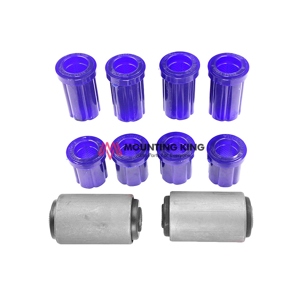 Leaf Spring Bushing Set PU Silicone