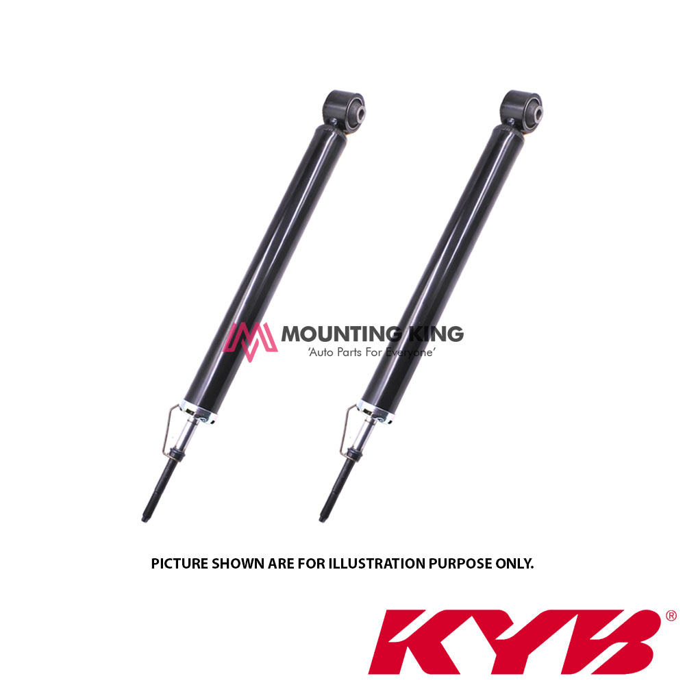 Rear Shock Absorber Set