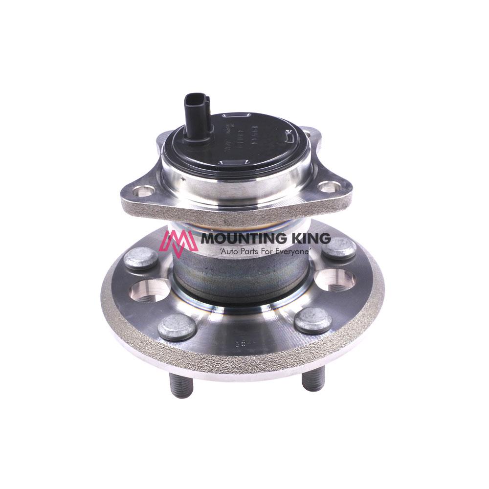 Rear Wheel Bearing Hub Left ( ABS Sensor )
